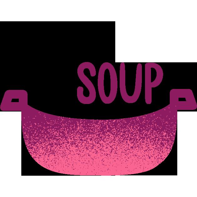 Super in soup